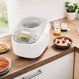 Multicuiseur moulinex pour réaliser des plats variés et delicieux